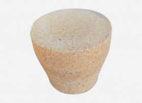 clay solid mold bottom brick